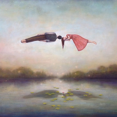 Hung up on a dream, Duy Huynh.jpg