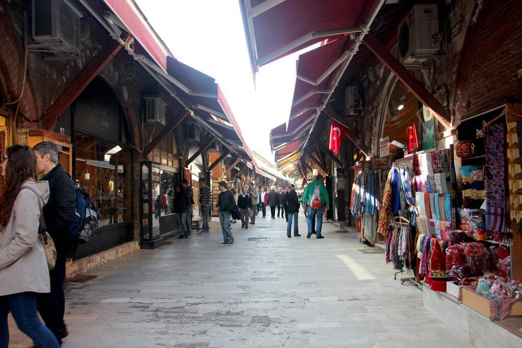 Рынки и торговые центры Стамбула