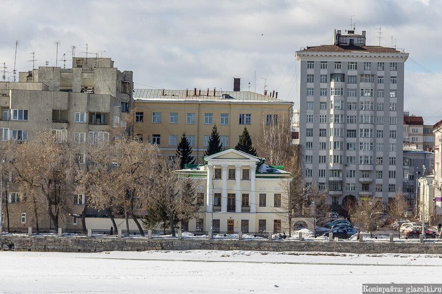 Екатеринбург. Дом купца И.Г. Пшеничникова