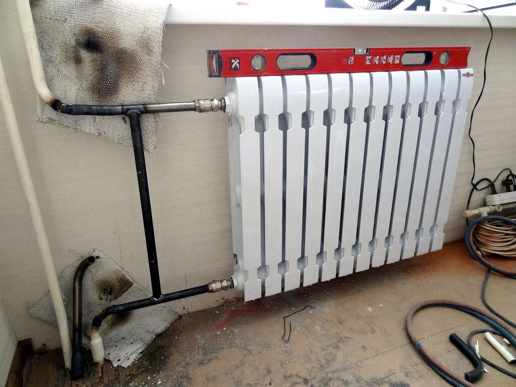 Чугунные радиаторы отопления konner - santex-svar - photo.qi.