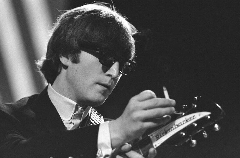 Lennon & Rickenbacker