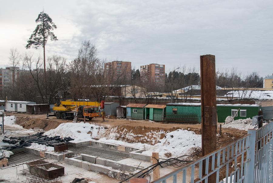 строительные вагончики