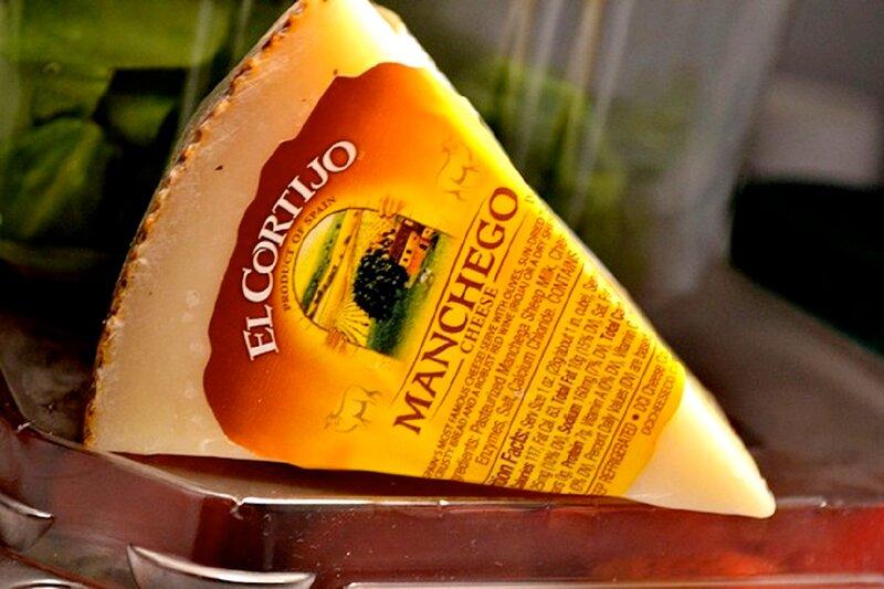 Сыр Манчего,что делают в Толедо.