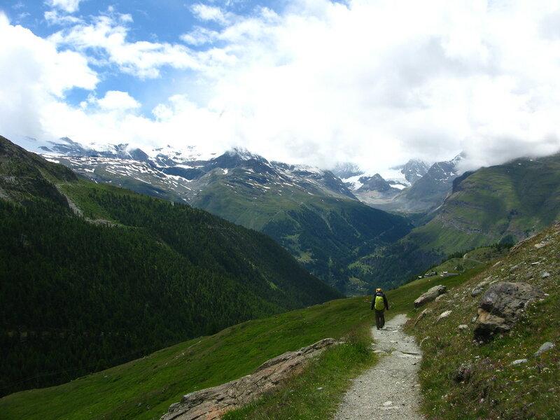 Ходим по Швейцарии...