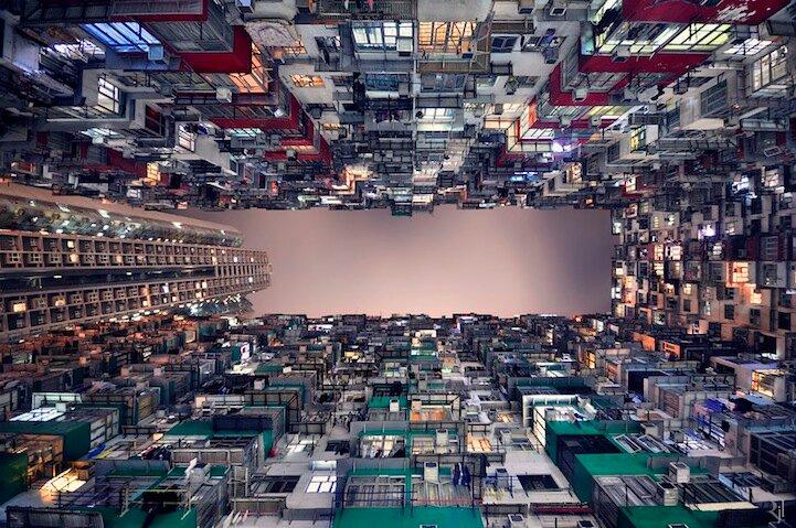 Головокружительный Гонконг