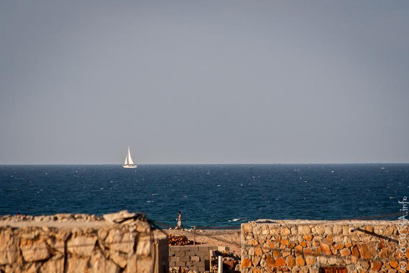 Яхтинг на Сокотре