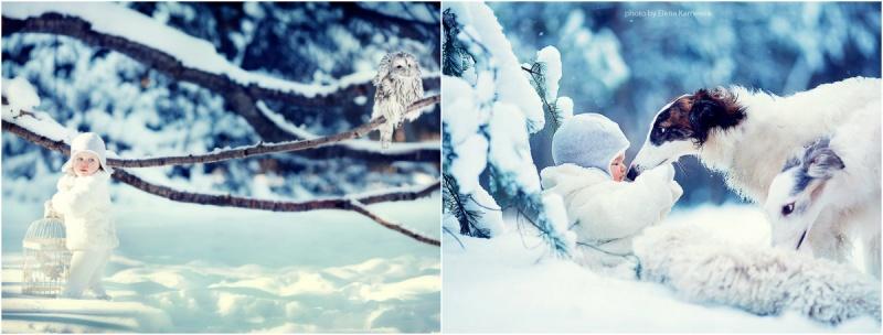 Зимняя сказка от детского фотографа 0 136302 707d5853 orig