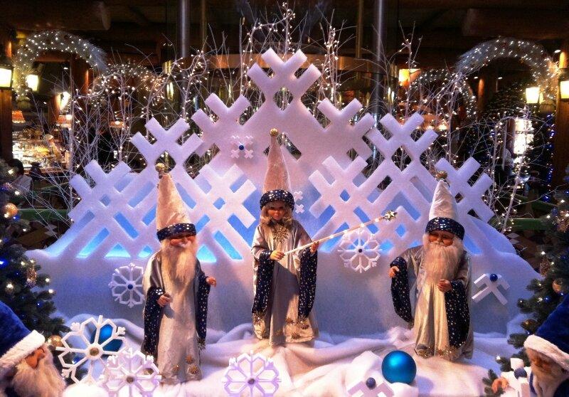 Рождество в Риге. Лидо