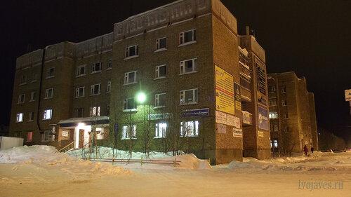 Фото города Инта №2552  Куратова 3 общежитие