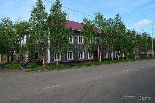 Фото города Инта №7795  Кирова 20 и 18 21.06.2015_14:10