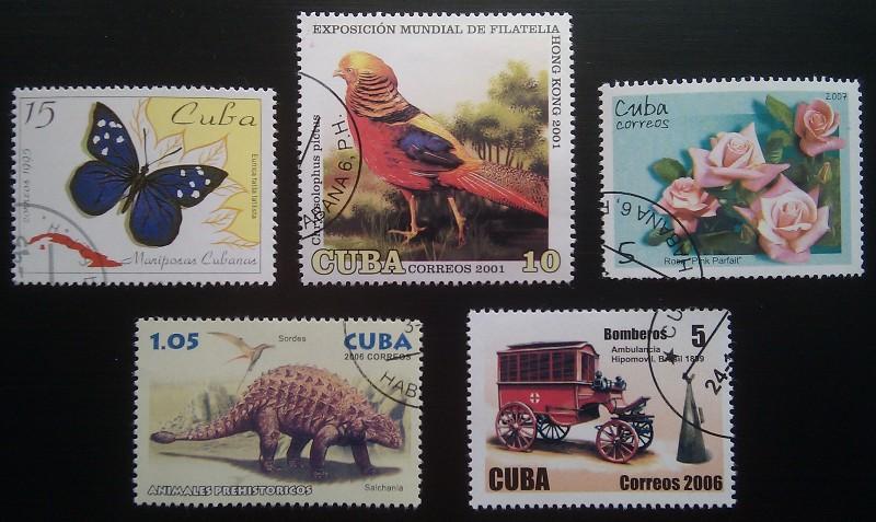 пять марок кубы