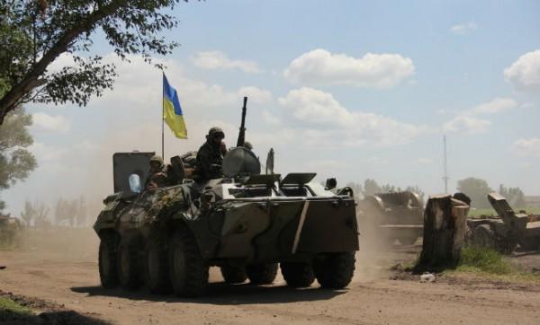 В Минобороны прокомментировали активность боевиков перед Минском