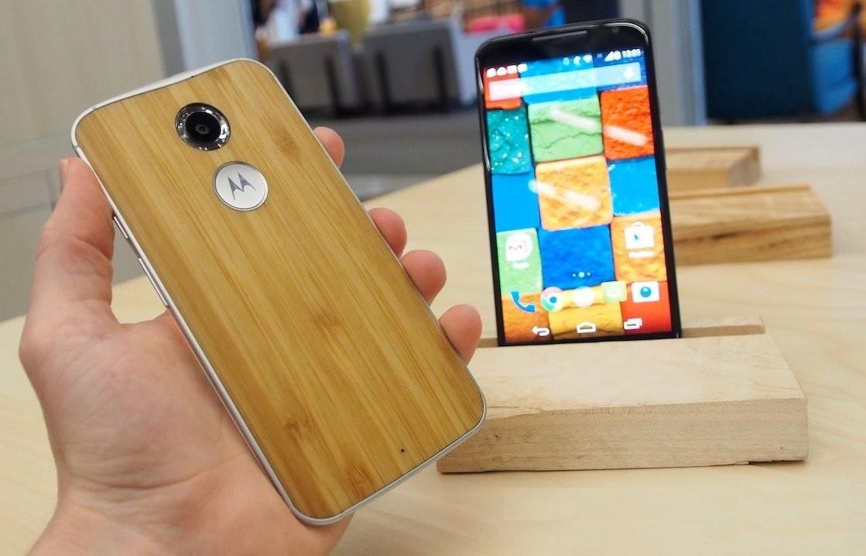 В Интернете появилась информация о смартфоне Moto X нового поколения
