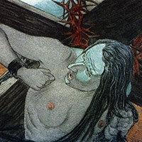 Carlos Schwabe, Les Fleurs du Mal