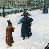 Игорь Олейников, Гоголь, Нос