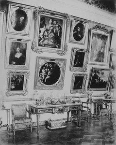 Дворец Строгановых на Невском проспекте. Картинная галерея