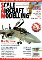 Журнал Scale Aircraft Modelling 2010-05