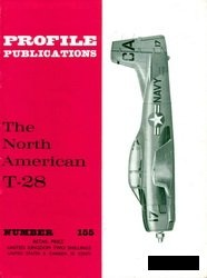 North American T-28  [Aircraft Profile 155]