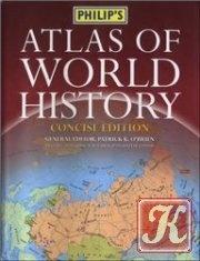 Книга Philip's Atlas of World History