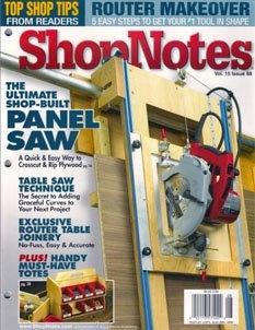 Журнал ShopNotes №88 (2006)