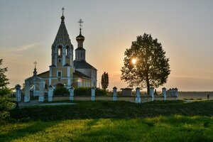 Храм в селе Городня