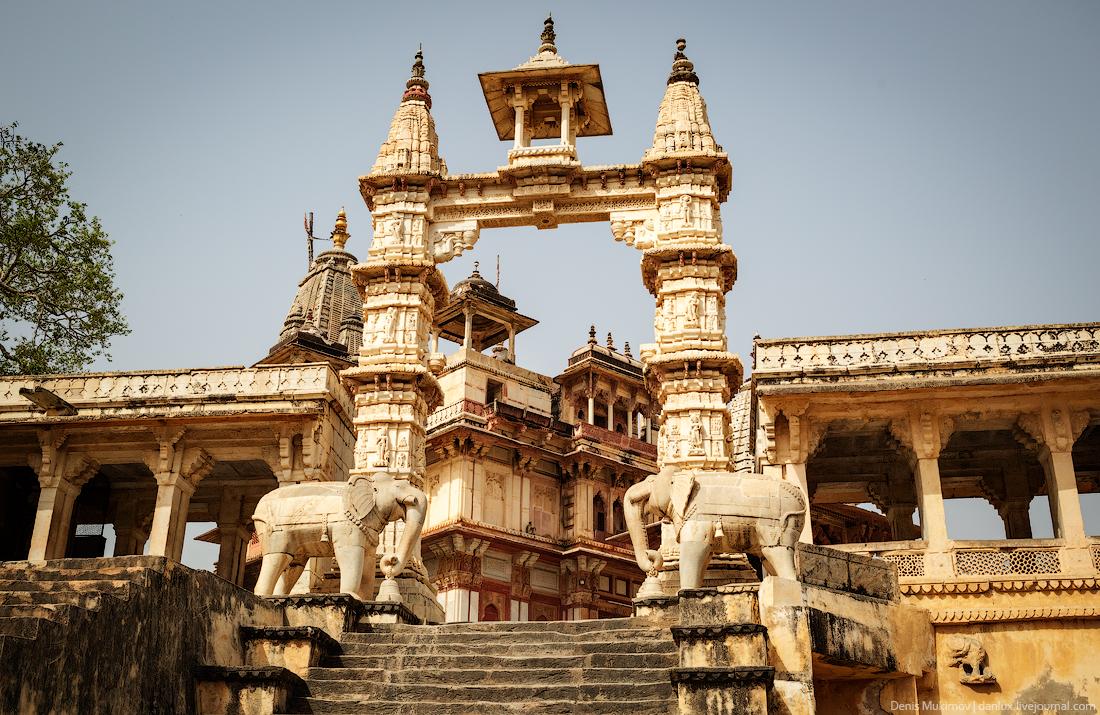 Джайпур (Индия) - восторг для туриста