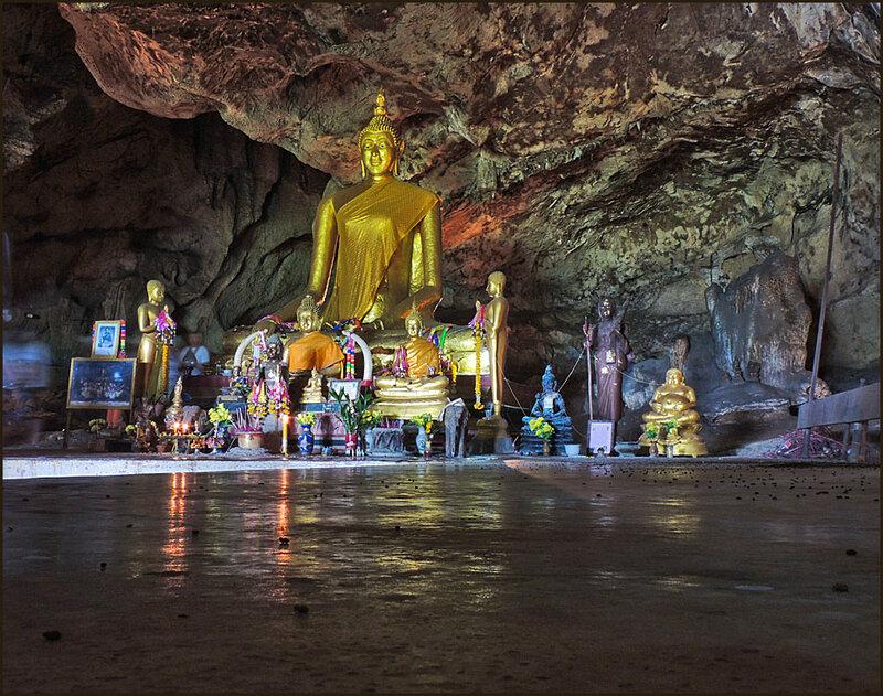 Храм в пещере