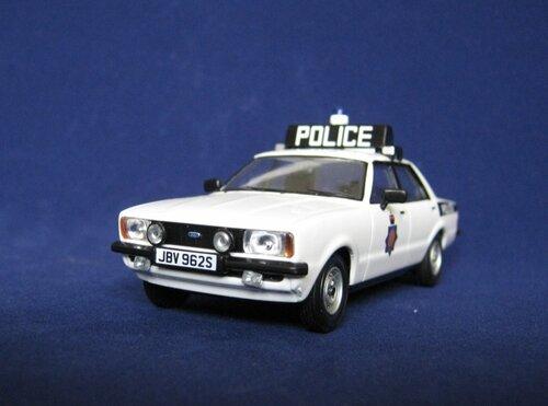 Полицейские Машины Мира №31 Ford Cortina MKV