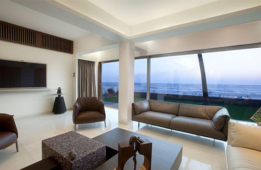 Пляжные апартаменты в пригороде Мумбаи, Индия