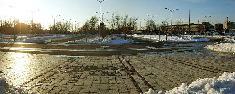 Парковка Царицыно