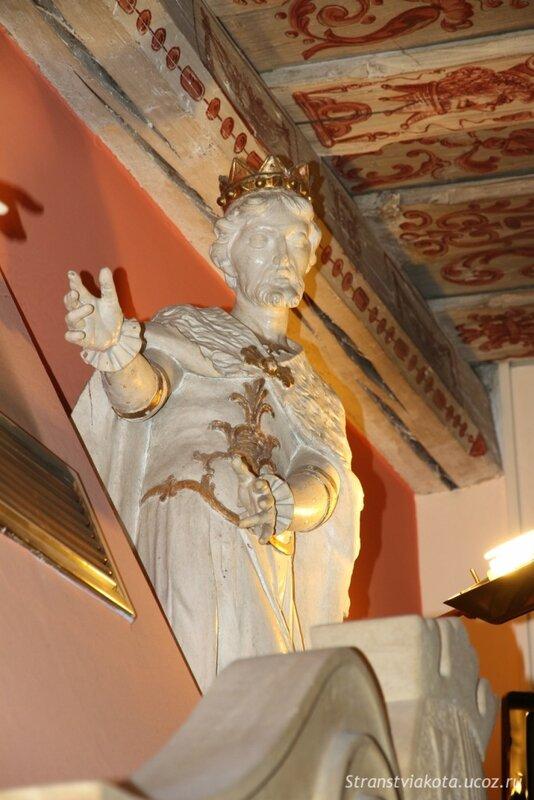 Прага, U Krale Karla