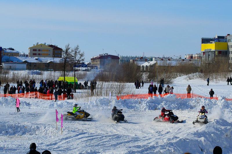 первенство России по кроссу на снегоходах 2013 года