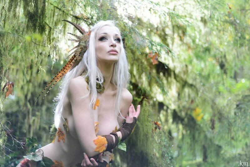Wood Nymph By Disharmonica Cosplay From Fullxxxmovies 1