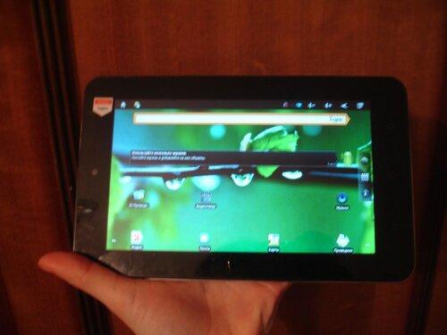 3d-планшет texet tm7025 на android 401