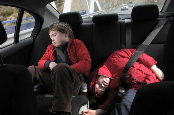 Карколепсия. Состояние, когда человек немедленно засыпает, как только транспорт приходит в движение