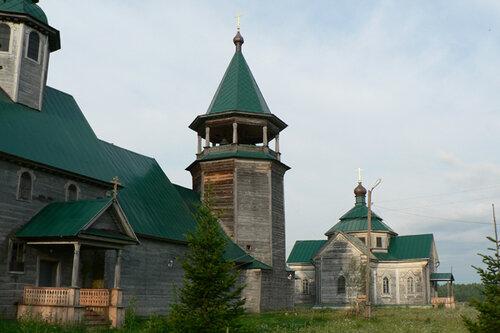 Троицкое церковь