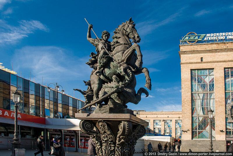 Ярославль памятник георгию победоносцу цены на памятники с установкой в челябинске
