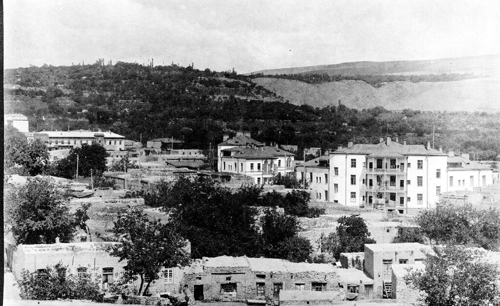 Ереван в 1930 году.