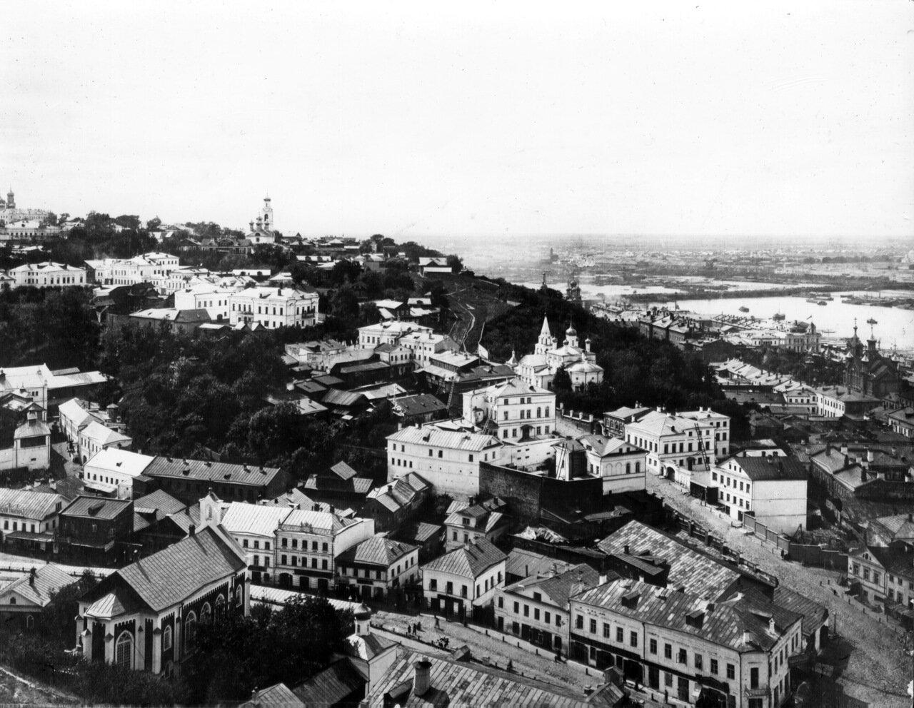 Ильинская улица и Зеленский съезд
