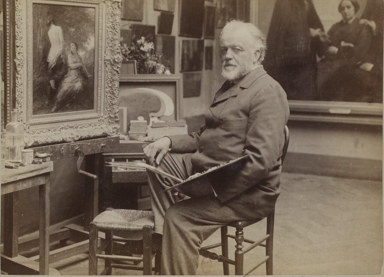 Анри Фантен-Латур (1836-1904).