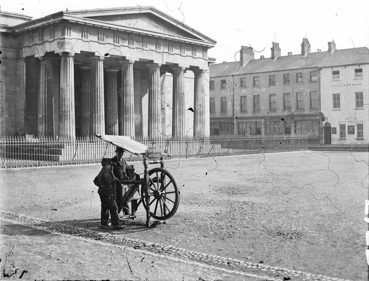 Здание суда Дандолка. 1870-е.