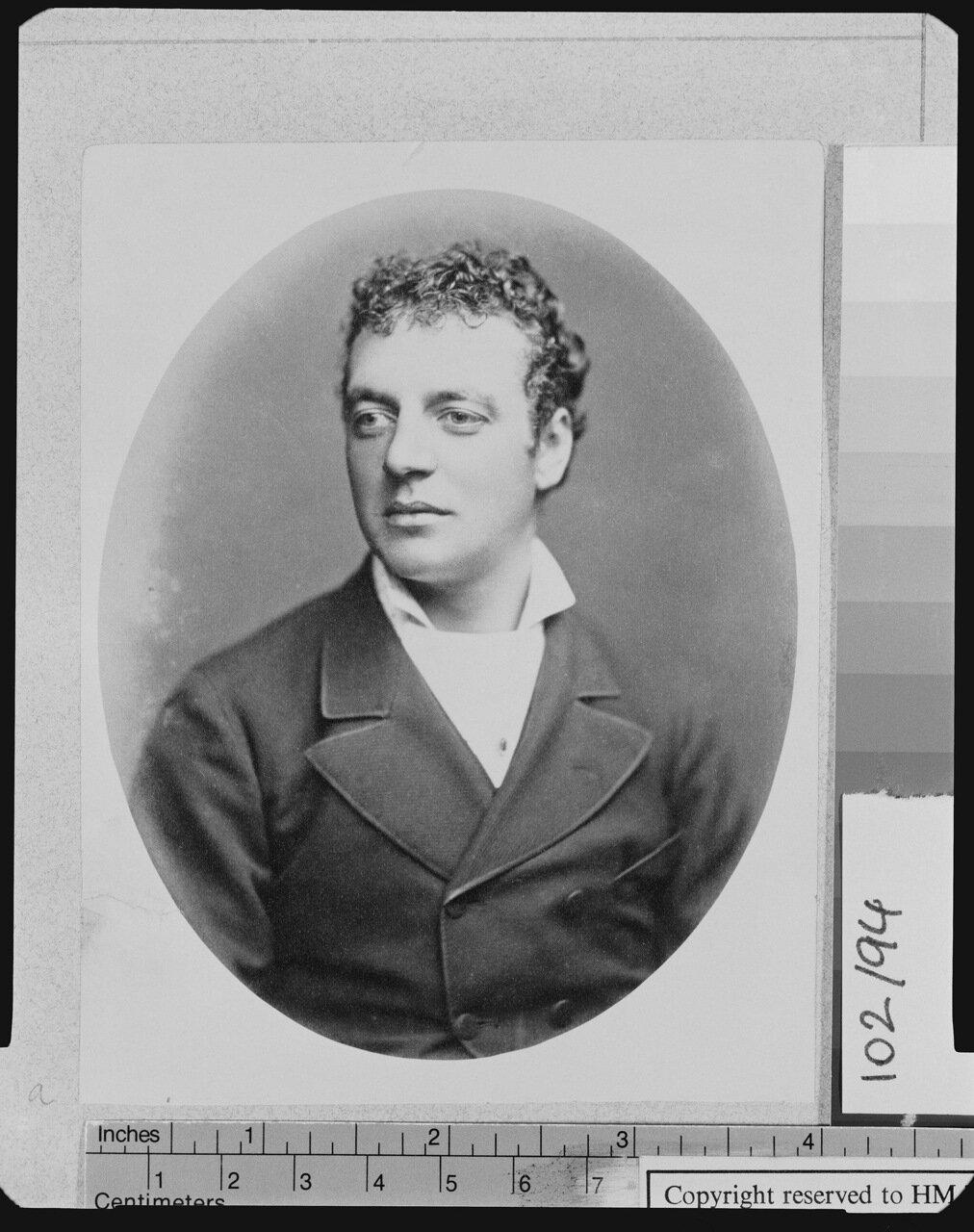 Лорд Чарльз Уильям де ла Поэр Бересфорд (1846-1919) , барон. Спутник принца Уэльского во время поездки в Индию