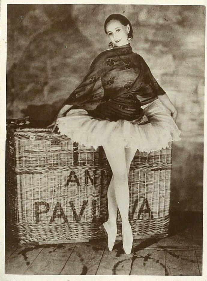 Анна Павлова, 1927