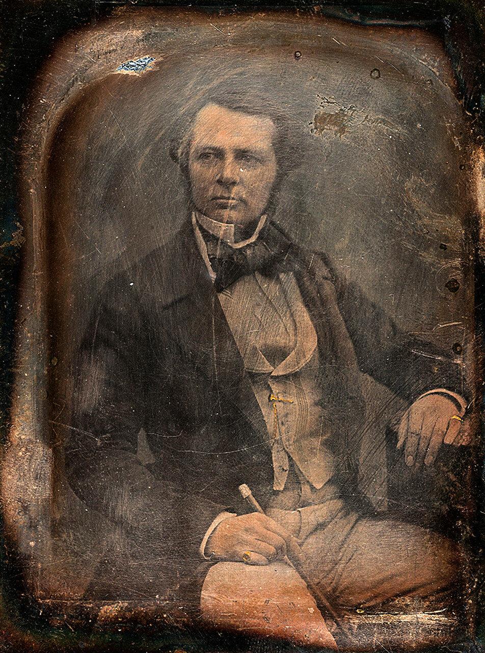 1847. Джон Рёскин