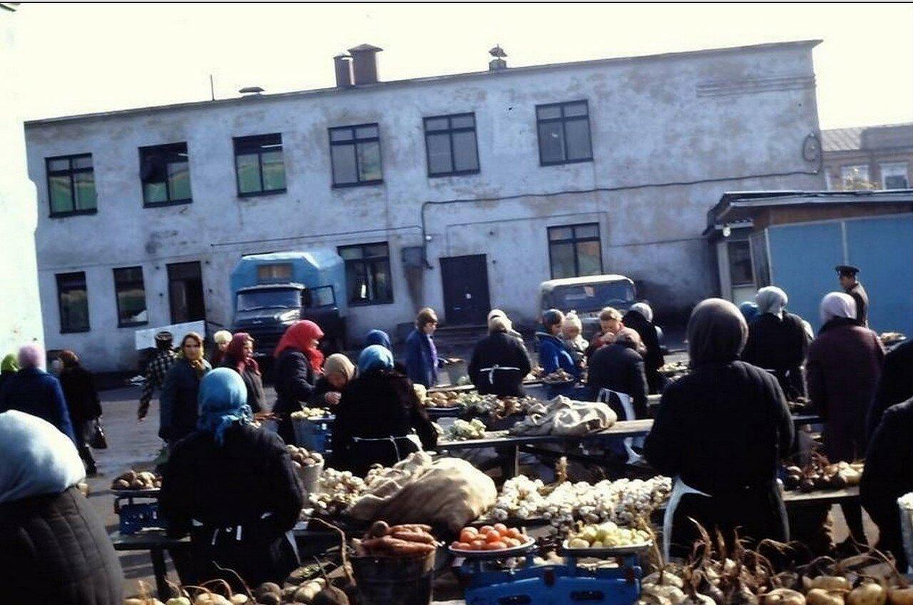 12. Иркутск. Центральный рынок до реконструкции