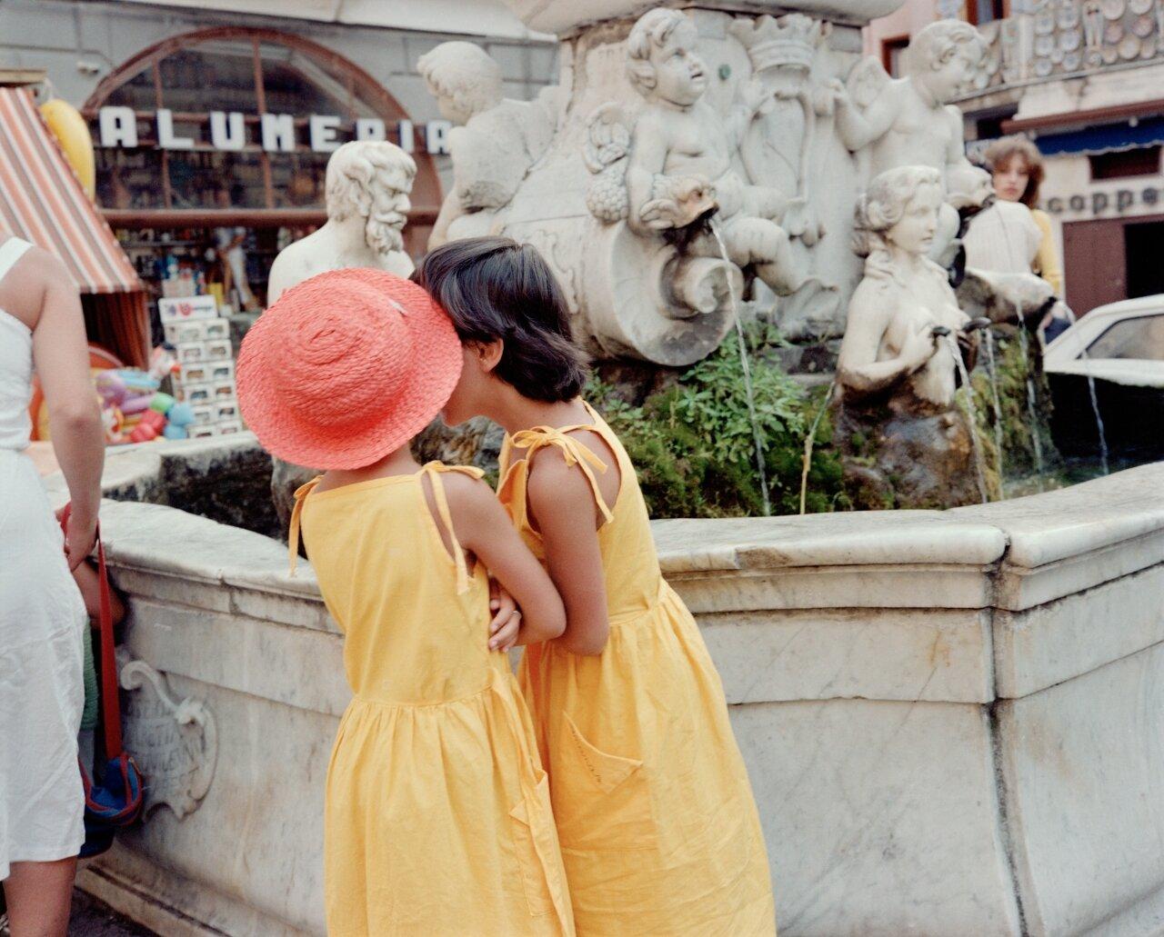 Сиена, 1983