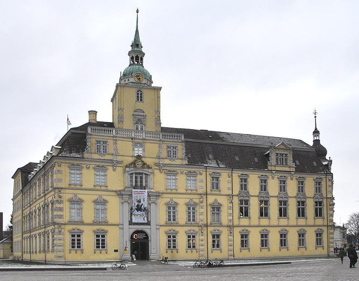 Замок в Ольденбурге