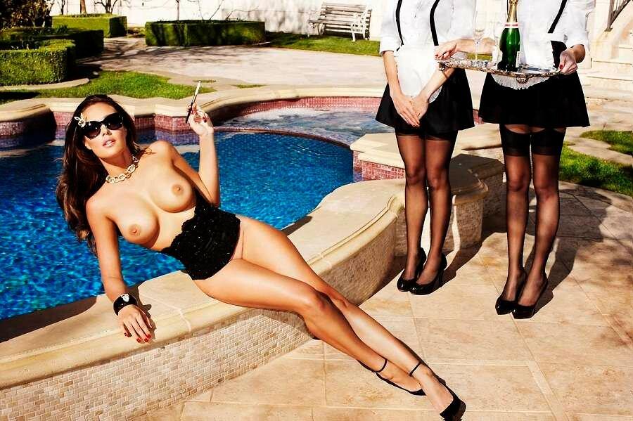 Tamara Ecclestone Nude Playboy