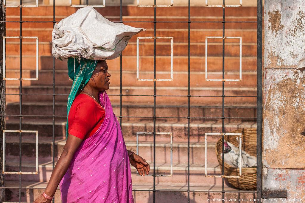 Индия. Лица