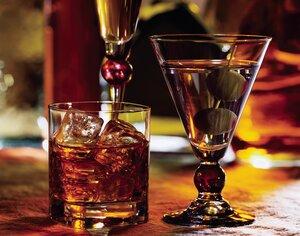 В малых количествах алкоголь положительно влияет на сердце